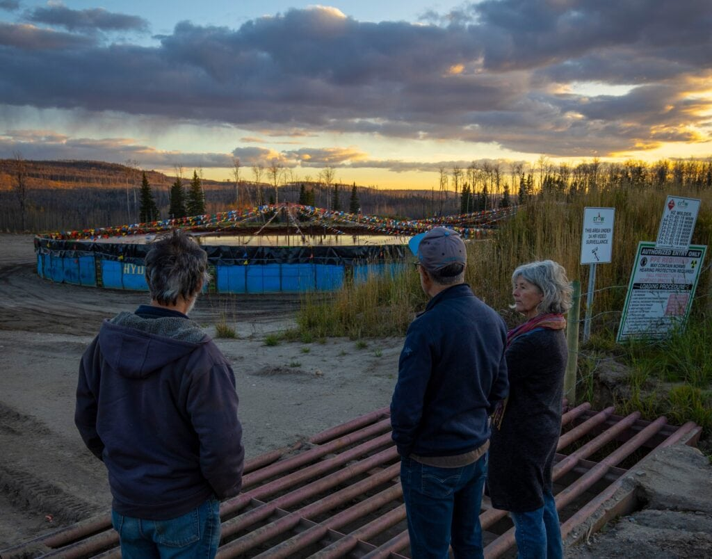 'We must protect our water': B.C. ranchers wage battle over radioactive fracking waste