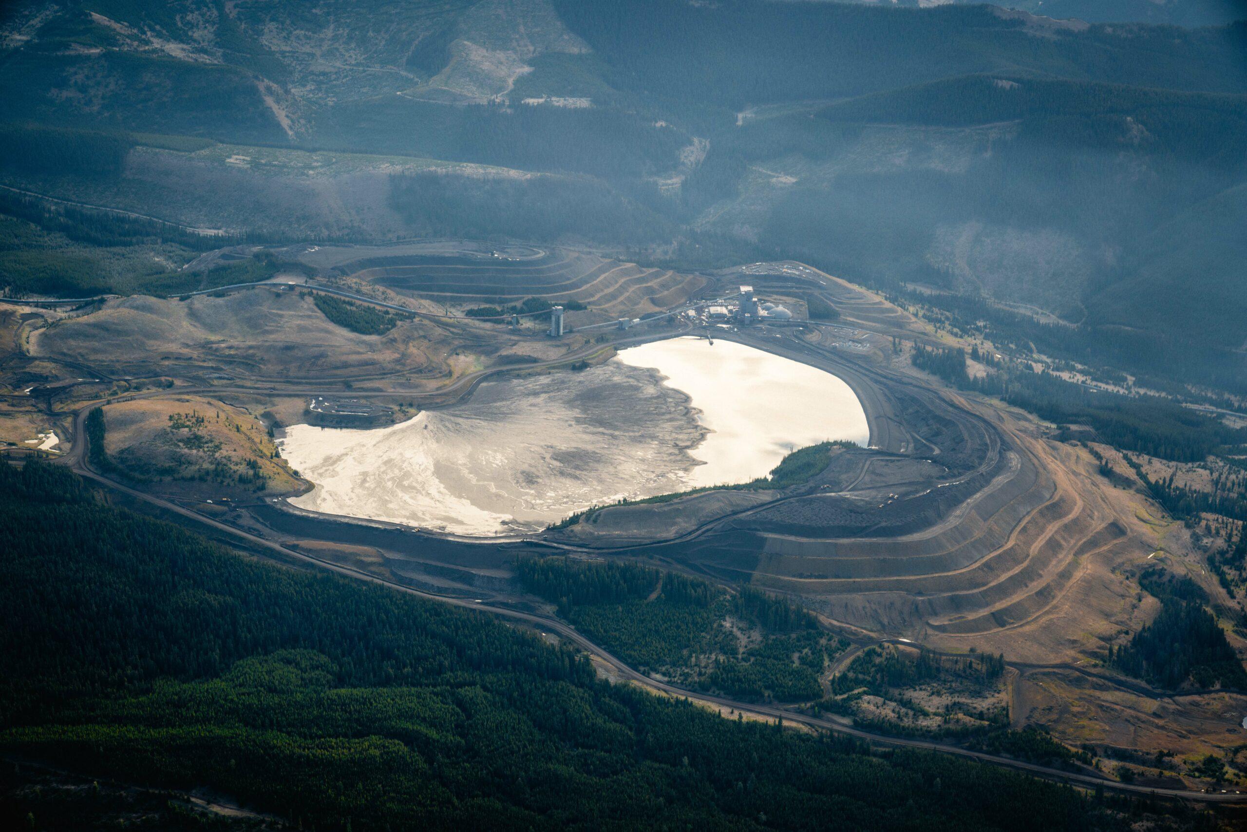 coal mining B.C.-Alberta border
