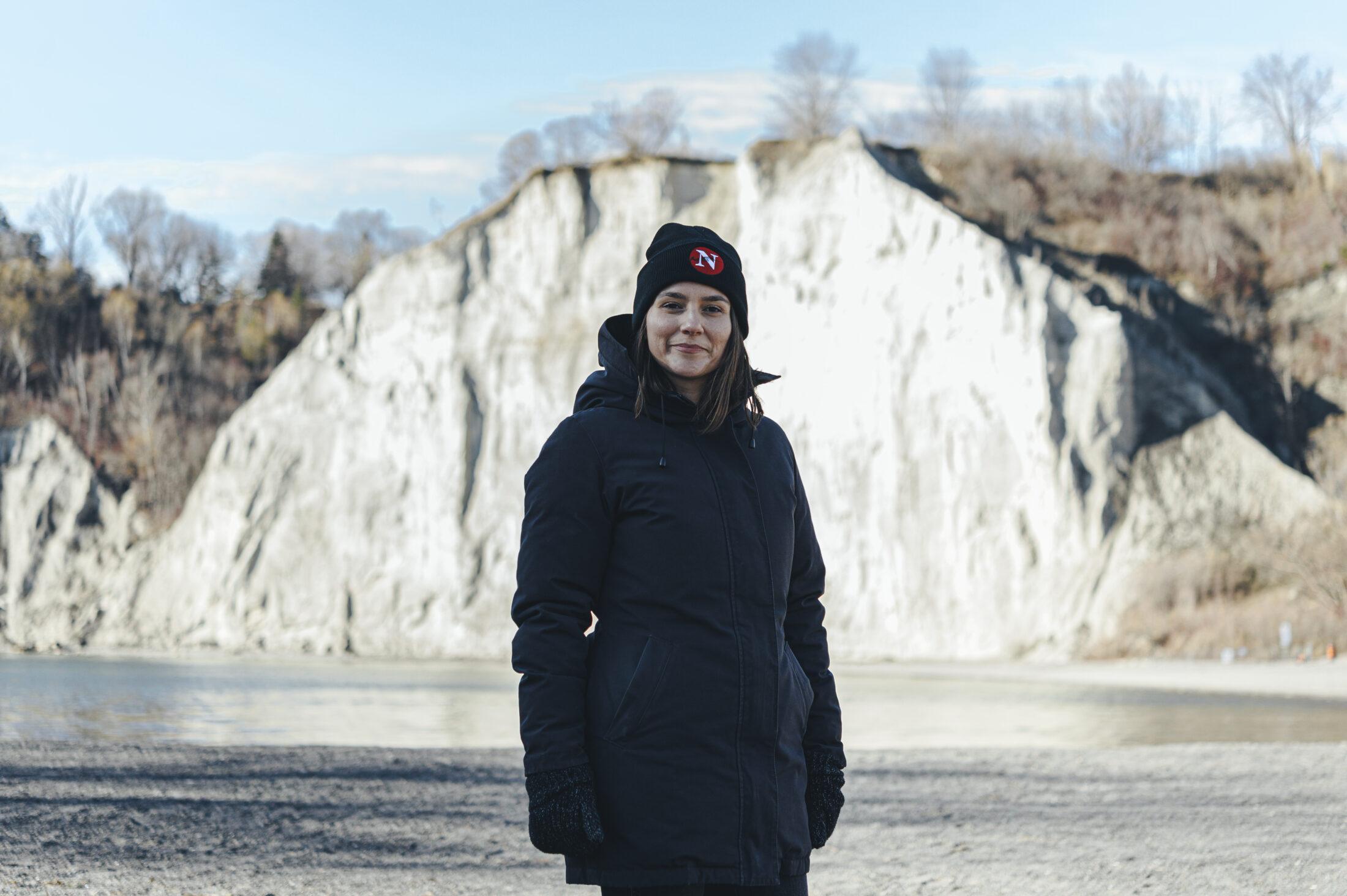 Eva Voinigescu The Narwhal