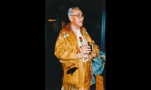 Chief Elijah Smith.
