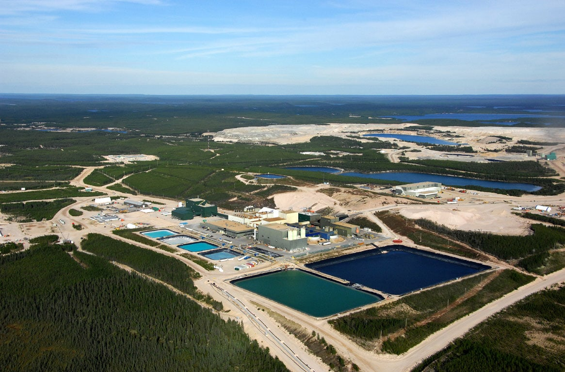 Key-Lake Uranium Mine