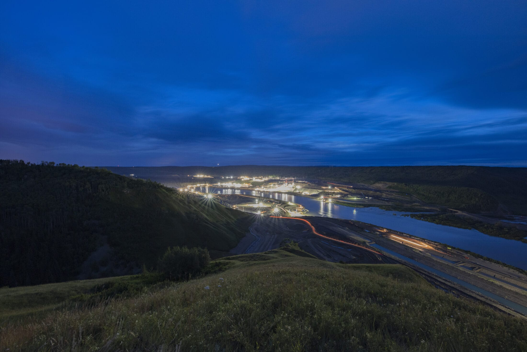 Site C dam The Narwhal Byron Dueck