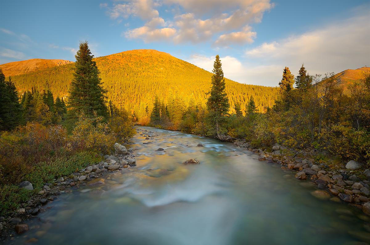 Pelly Mountains Yukon