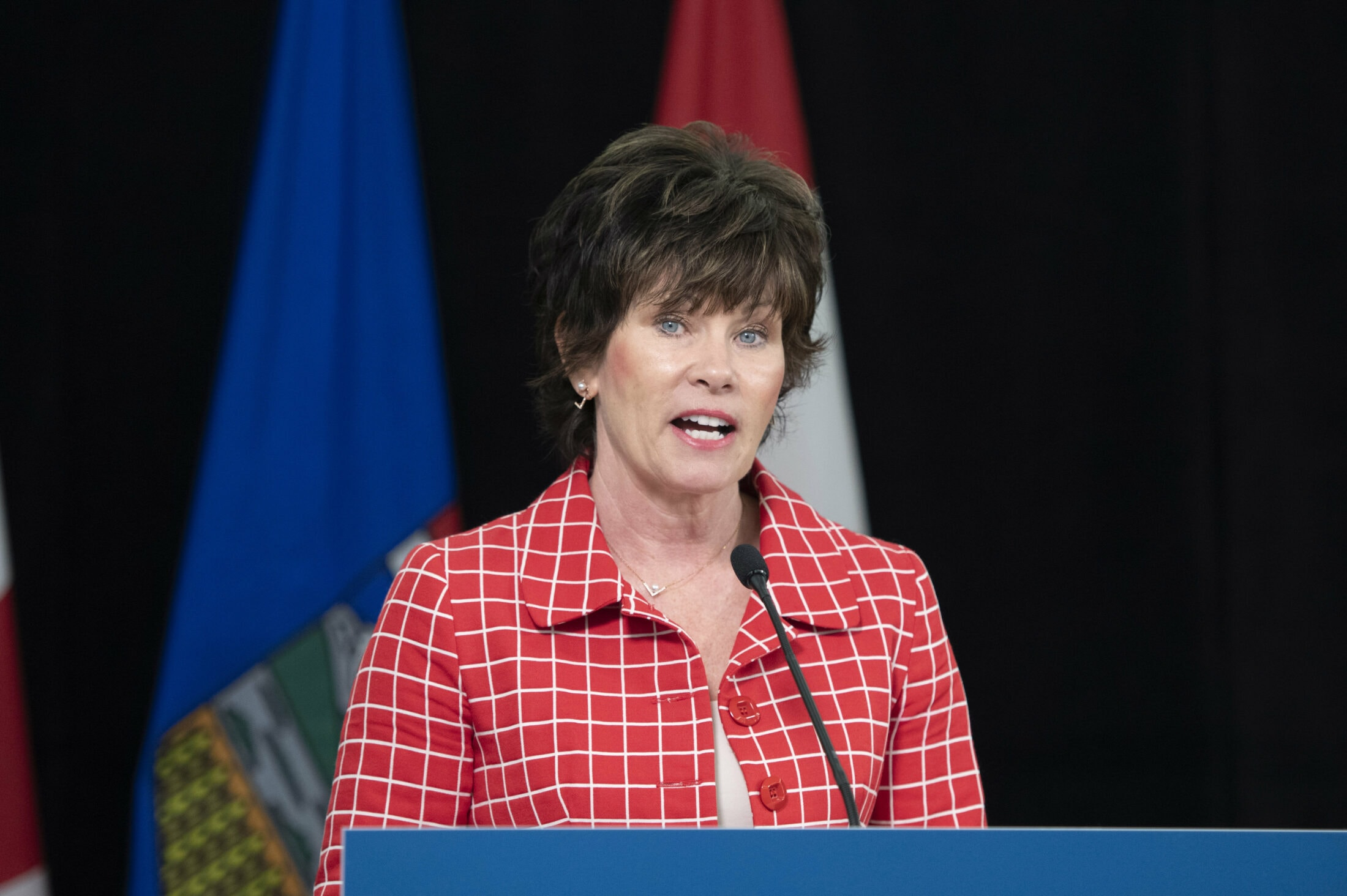 Alberta Energy Minister Sonya Savage