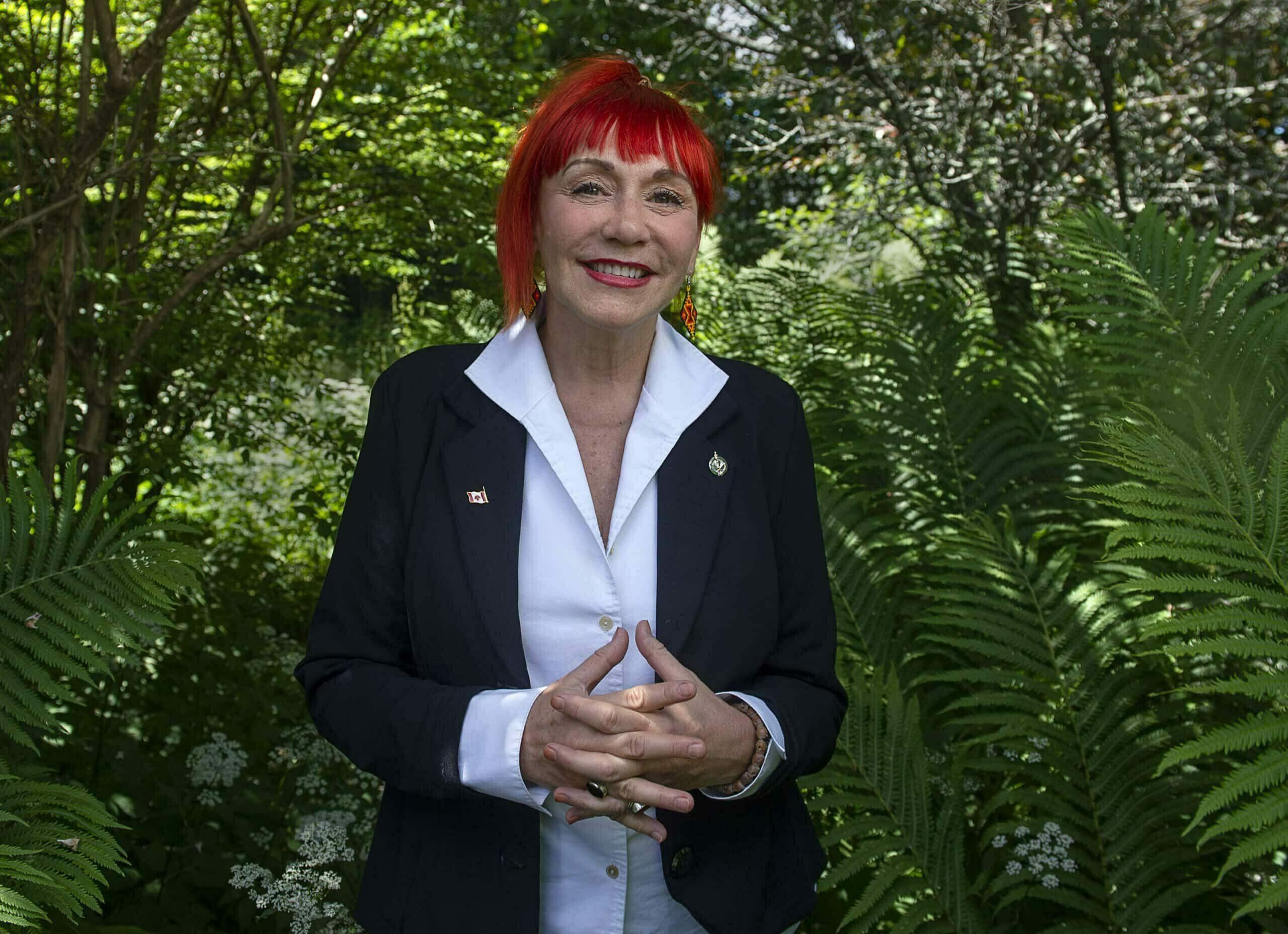 Nova Scotia MP Lenore Zann