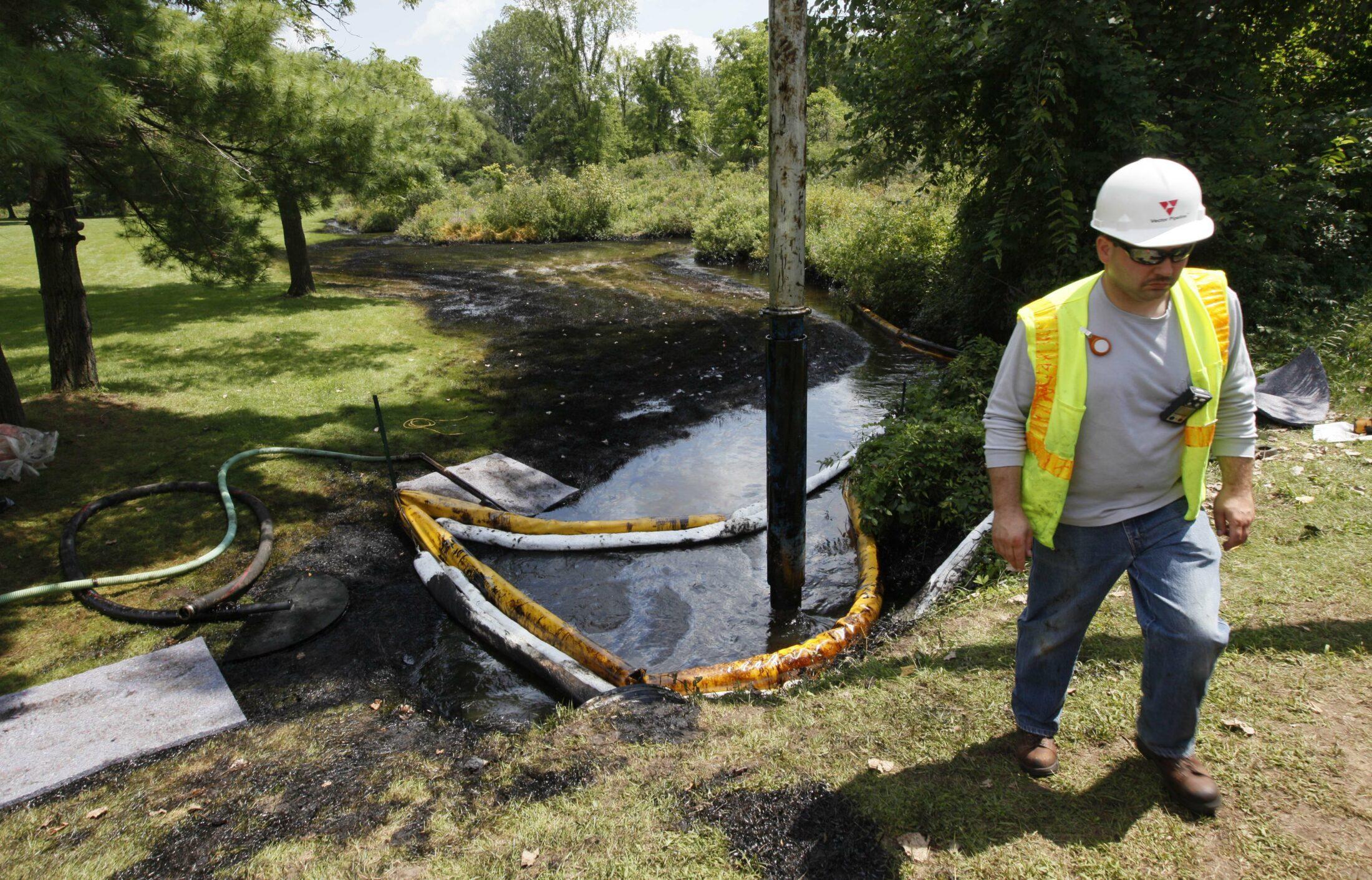 Enbridge Kalamazoo oil spill