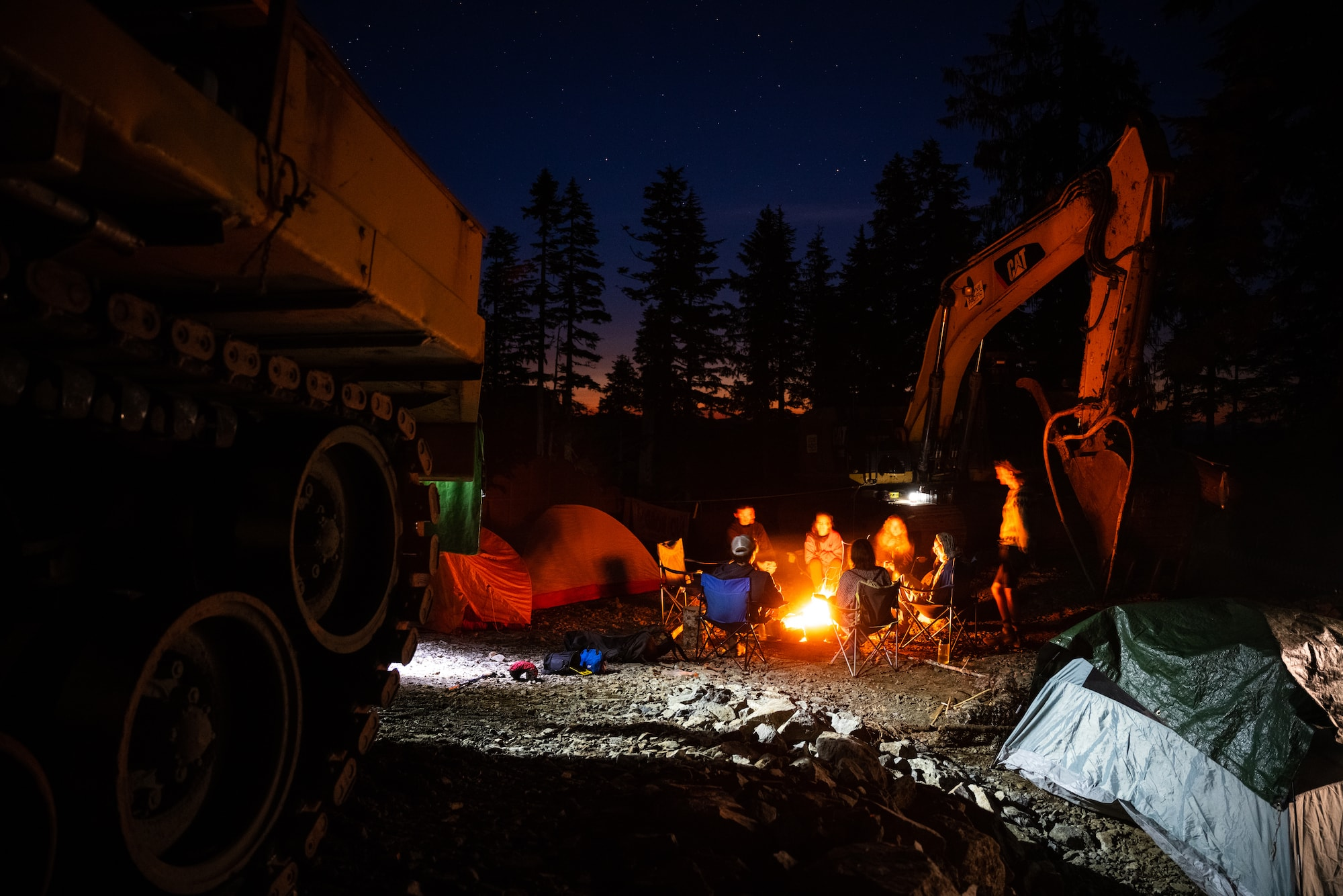The Fairy Creek blockaders: inside the complicated fight for B.C.'s last ancient forests