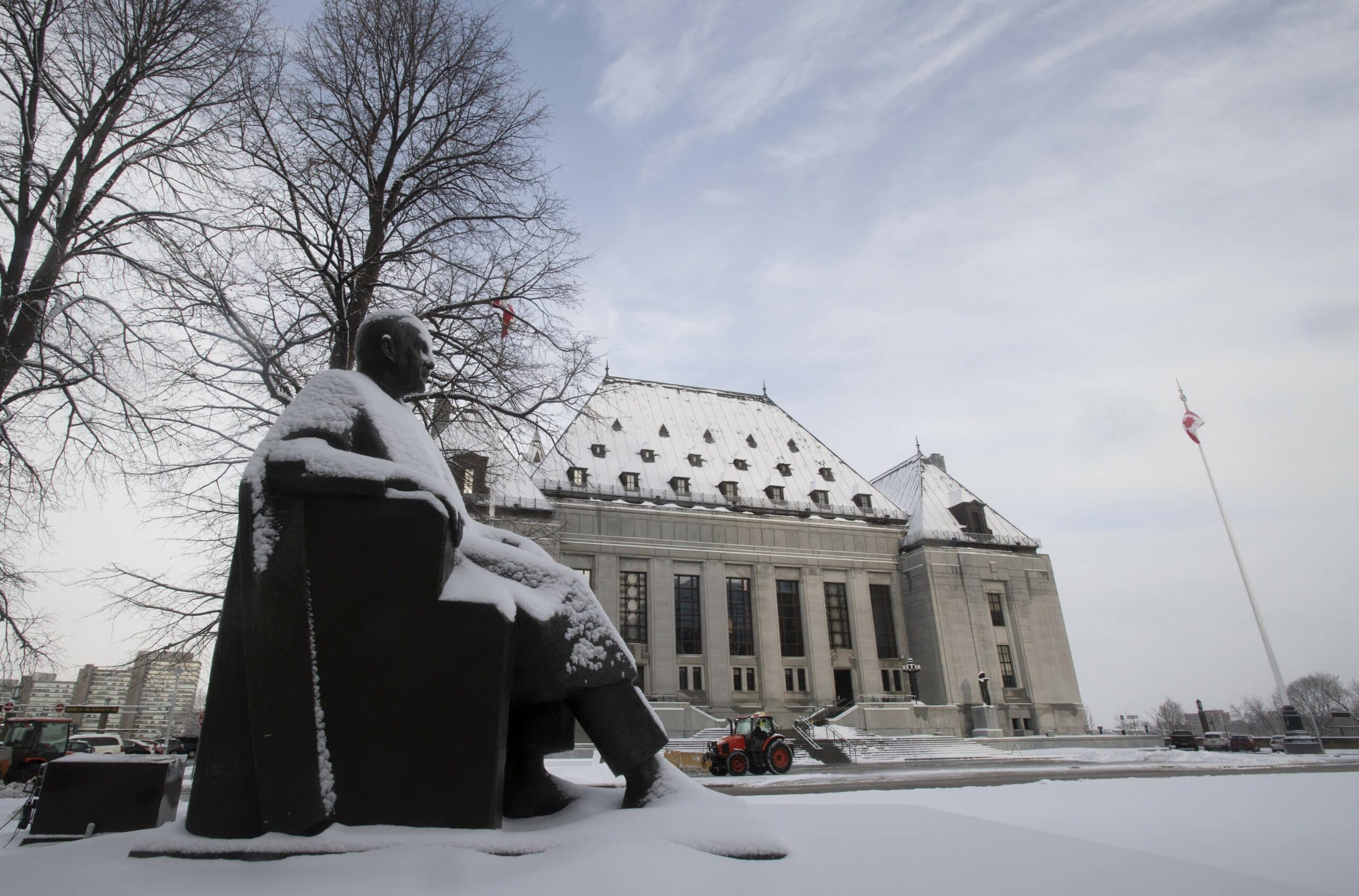 Canada Supreme Court building
