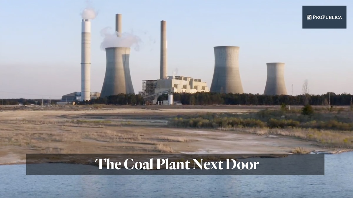 The Coal Plant Next Door