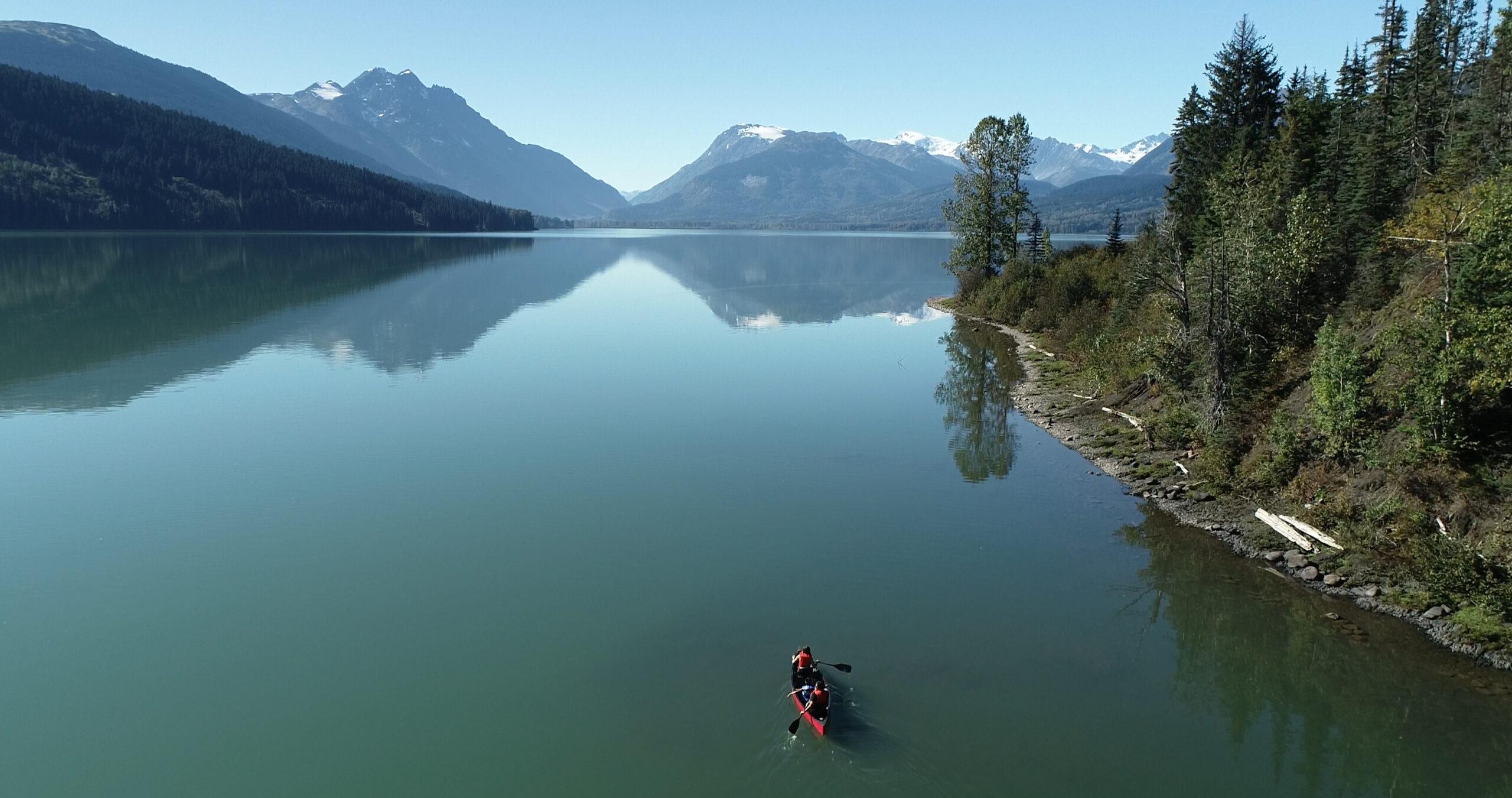 Naxginkw Tara Marsden Meziadin Lake