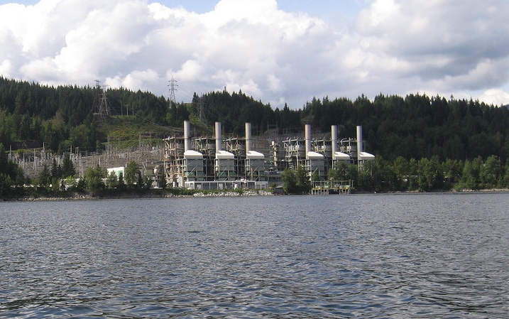 Burrard Thermal generating plant
