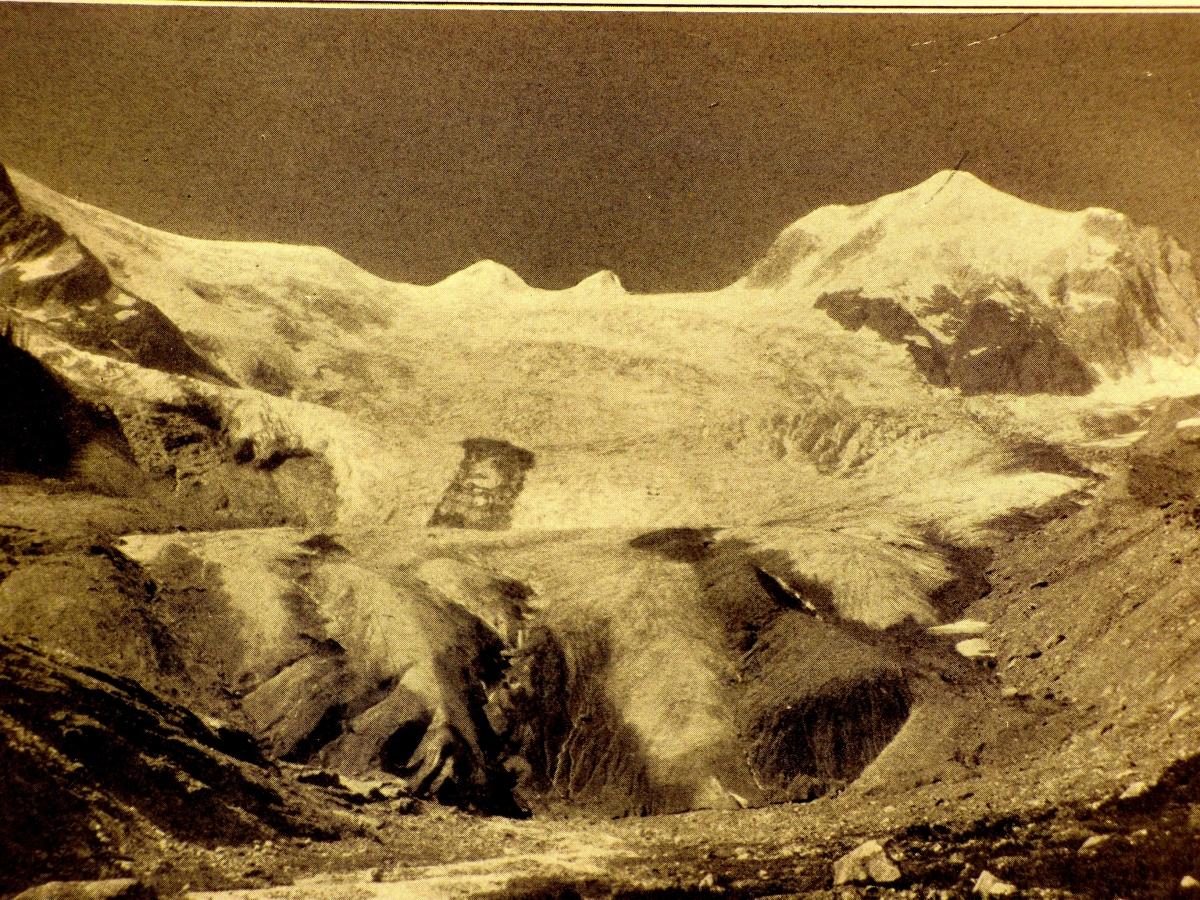 Commander Glacier in 1913