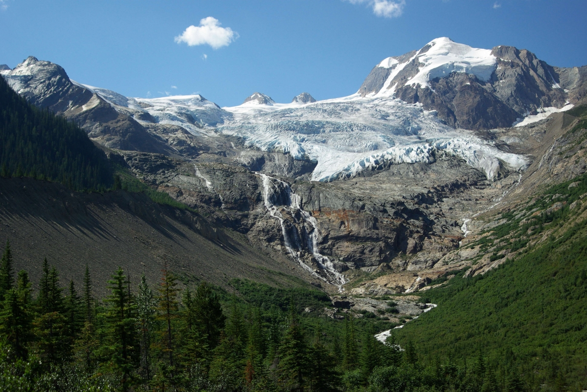 jumbo glacier, site of proposed ski resort, likely to be mostly