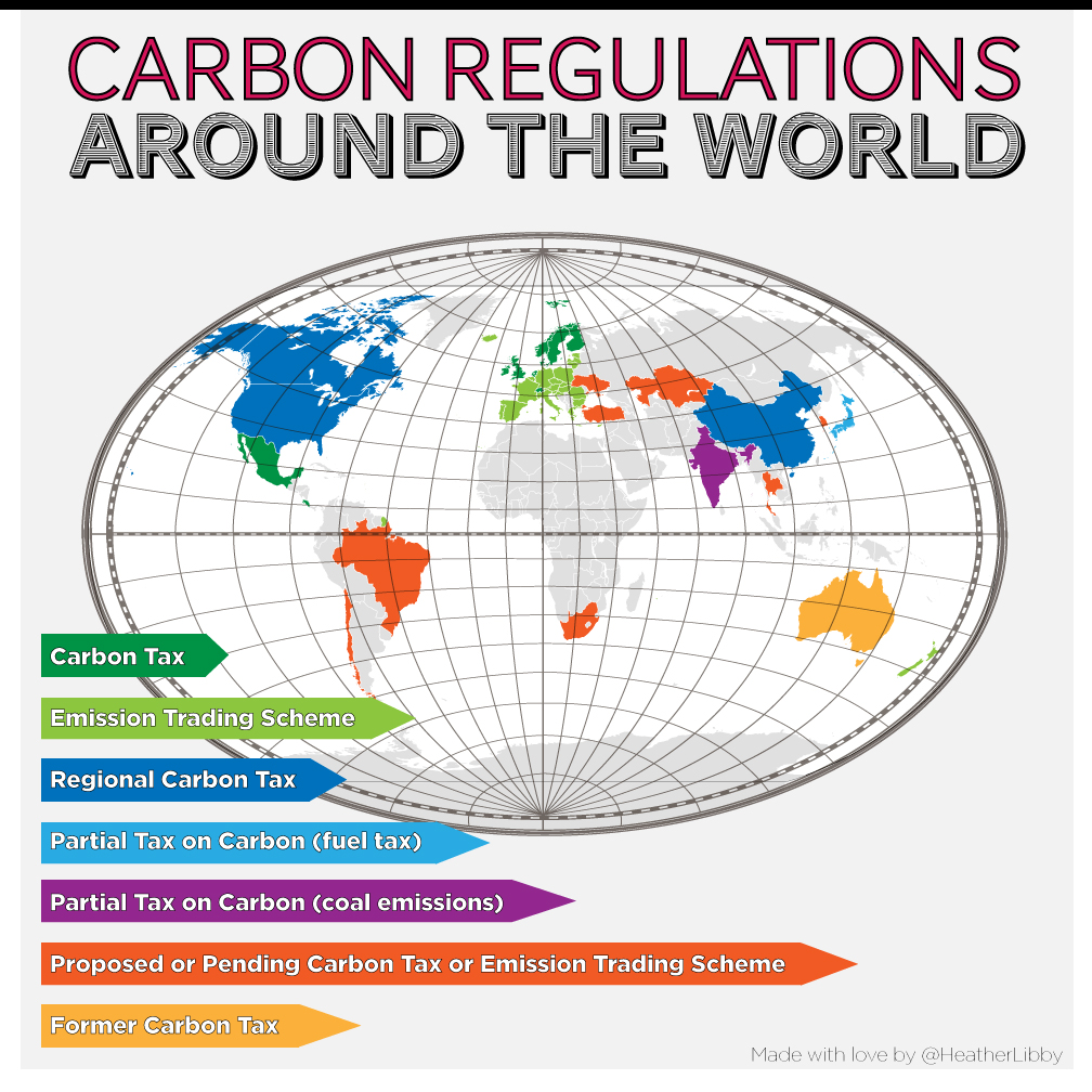 Carbon Tax Center – Pricing carbon ...