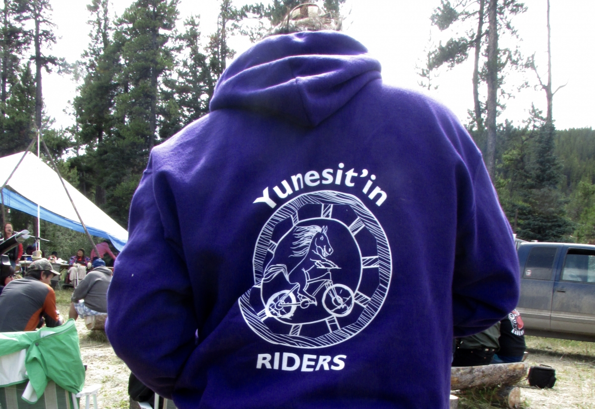 Yunesitin riders
