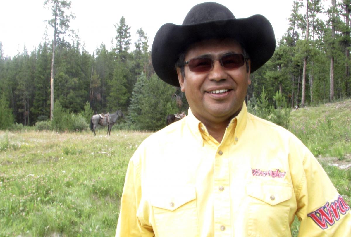 Chief Roger William