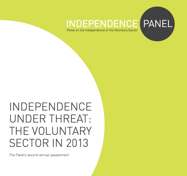 Independence Panel Report Cover