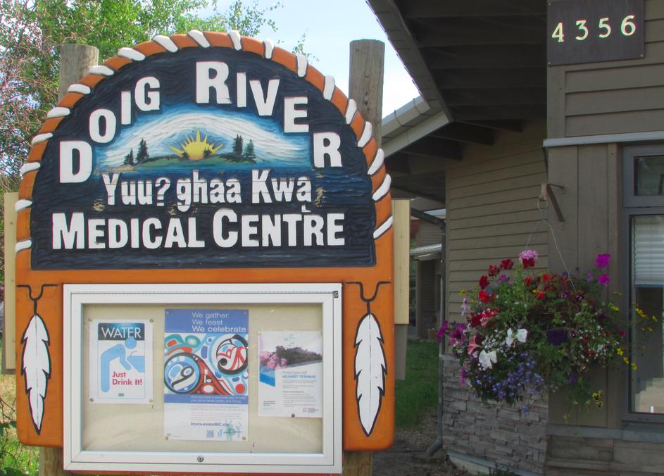Doig River Medical Centre