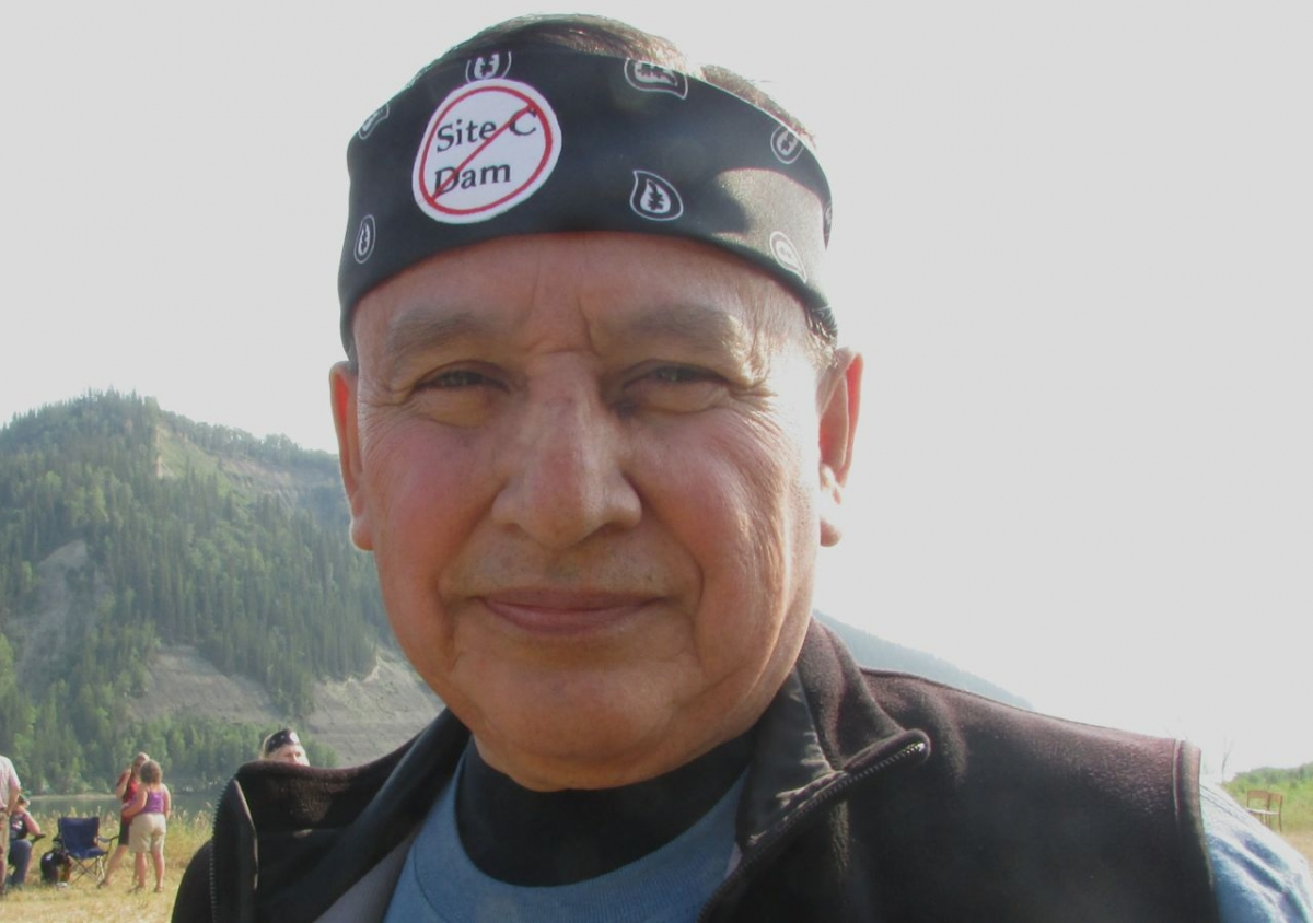 Grand Chief Stewart Phillip